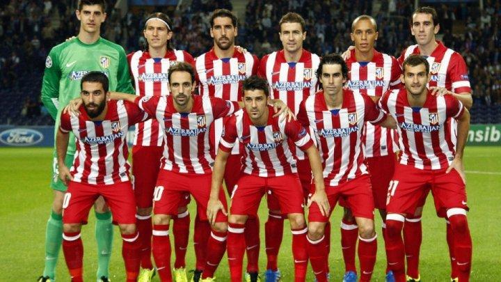 Atletico Madrid a învins selecţionata vedetelor din MLS