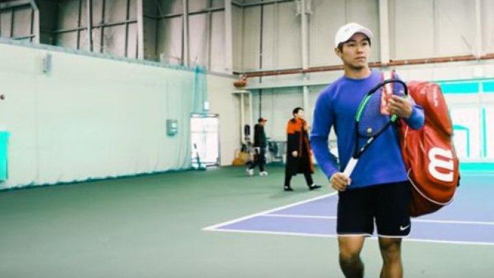 Duckhee Lee a devenit primul tenismen surd care câştigă un meci în circuitul ATP