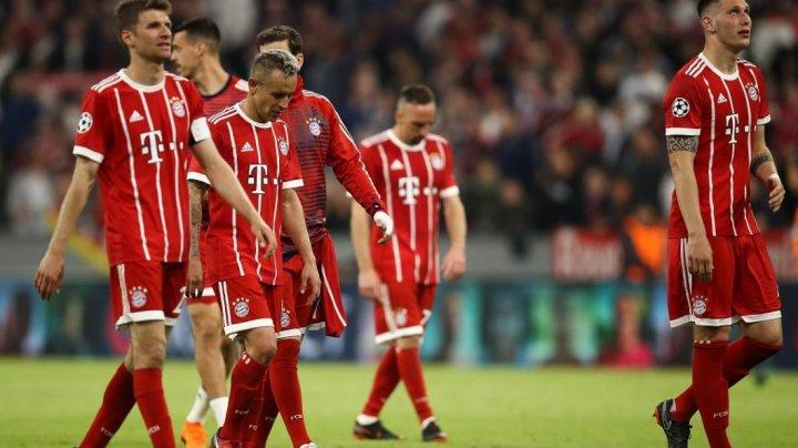 TEAM BUILDING ÎN SÂNUL NATURII. Jucătorii lui Bayern au participat la concursuri bizare