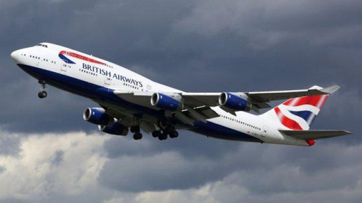 Grevă de trei zile: Piloţii British Airways vor suspenda activitatea în septembrie din cauza neînţelegerilor salariale