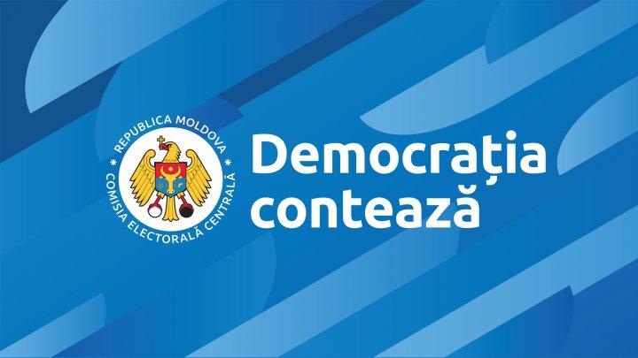 """CEC a stabilit plafonul mijloacelor financiare ce pot fi virate în conturile """"Fond electoral"""" la alegerile parlamentare din 20 octombrie 2019"""