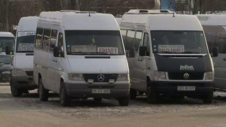 55 de companii de transport amenință cu proteste, dacă nu vor fi majorate prețurile pentru călătorii