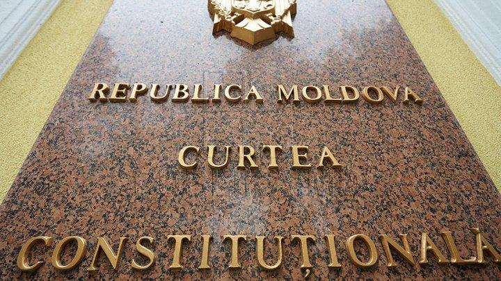 CC a înregistrat sesizarea depusă de Litvinenco privind anularea numirii în funcția de judecător la Înalta Curte a Domnicăi Manole