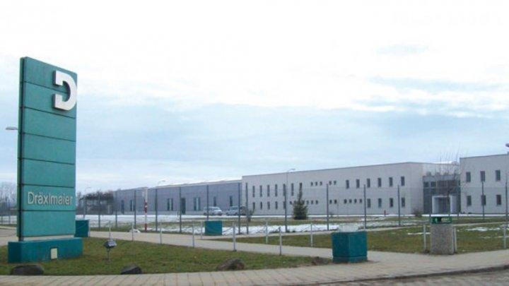 Peste 1.500 locuri noi de muncă, create în Moldova. Compania germană Dräxlmaier își lărgește activitatea