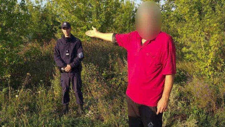 Un conaţional a încercat să treacă ilegal frontiera moldo-ucraineană. Motivul invocat şi ce pedeapsă riscă
