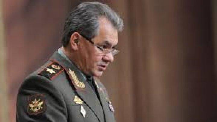Şoigu vine la Chişinău cu ZECI de agenţi de securitate şi generali din Statul Major al Armatei ruse. Ce spune Preşedinţia