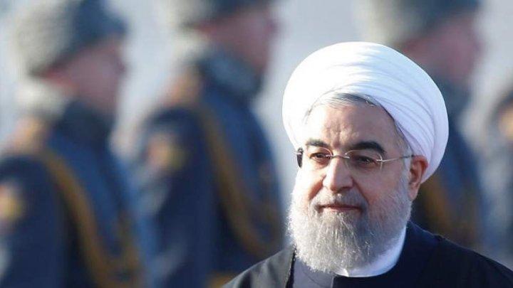 Rohani: Iranul se declară pregătit să negocieze cu SUA, dacă Washingtonul ridică sancţiunle impuse Teheranului