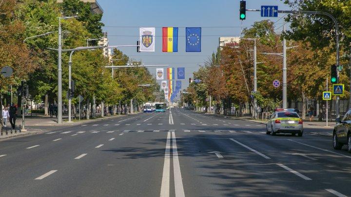InfoTrafic: Cum se circulă în mai multe sectoare din Capitală