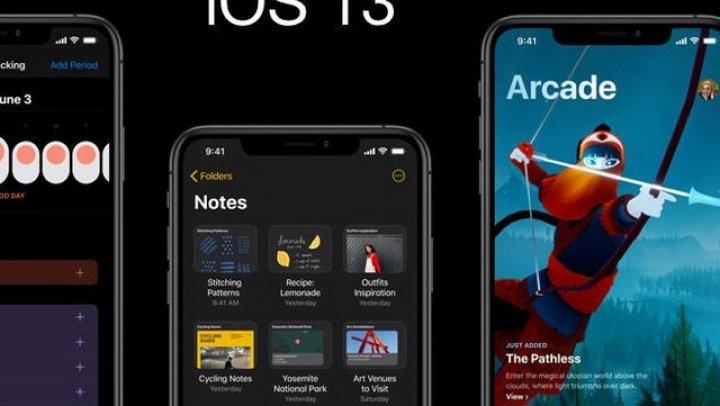 Apple porneşte testarea iOS 13.1, chiar dacă versiunea 13.0 nu a fost încă lansată