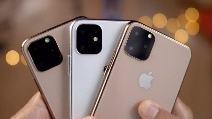 iPhone 11: Apple se va concentra pe camere şi autonomie