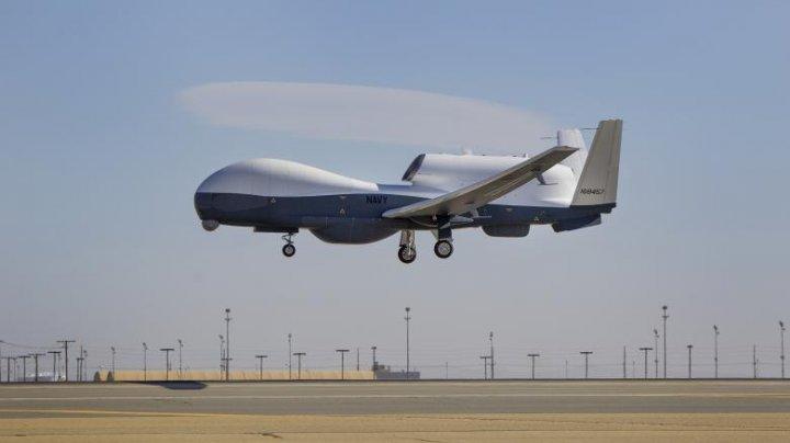 O dronă americană, doborâtă cu o rachetă în Yemen