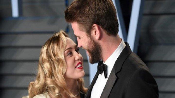 Liam Hemsworth, reacție neașteptată după despărţirea de Miley Cyrus