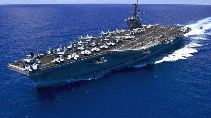 Marea Britanie se alătură SUA în misiunea internaţională din Golful Persic