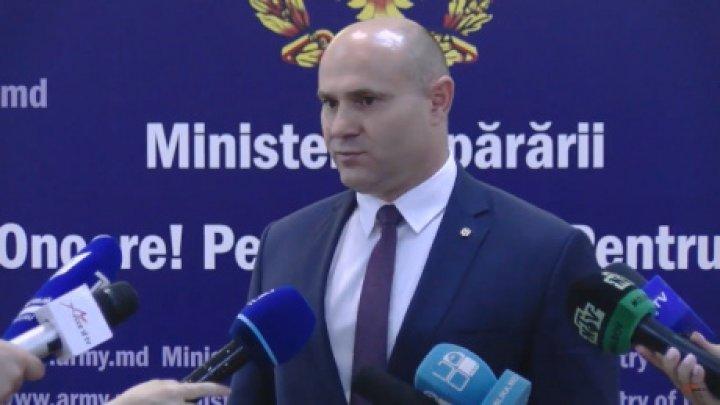 Pavel Voicu îi răspunde Maiei Sandu: Şoigu vine la Chişinău la invitaţia lui Igor Dodon