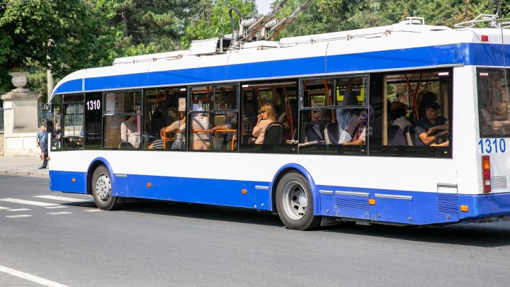 ATENŢIE! Rutele de troleibuz şi microbuz care îşi vor modifica traseul, începând din 1 septembrie