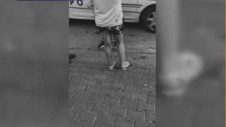Detalii noi privind cazul minorei plină de sânge pe care poliţiştii au refuzat să o ajute. A fost în pericol de moarte