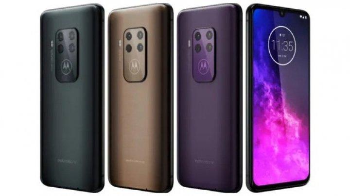 Motorola pregăteşte modelul One Pro cu patru camere foto şi ecran AMOLED