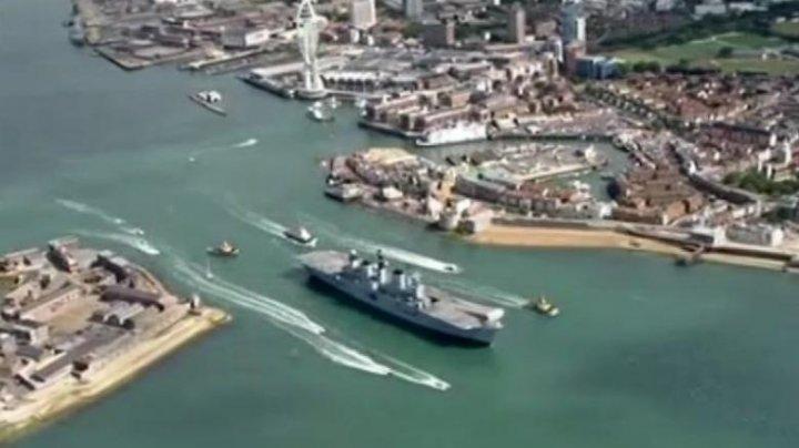 Nava iraniană reținută în Gibraltar de britanici va fi eliberată, în ciuda opoziției SUA