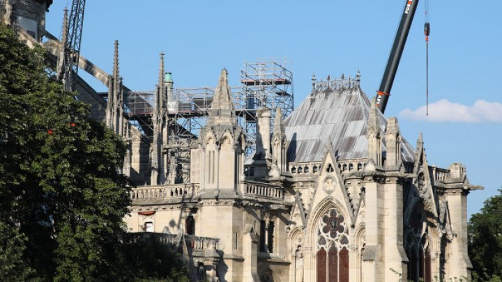 Catedrala Notre-Dame este gata să fie reconstruită. Proiectul ar urma să fie finalizat în 2024