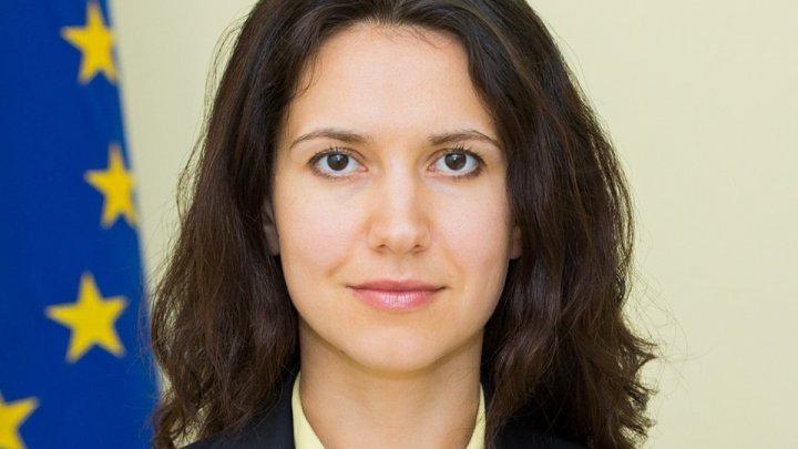 Ministrul Justiției Olesea Stamate spune că există temei pentru anularea rezultatelor alegerii președintelui CC