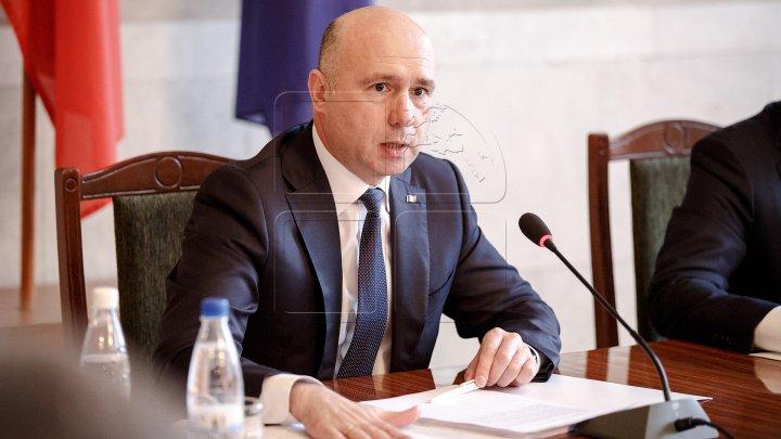 Pavel Filip, mesaj de mulțumire pentru cei 20 de secretari de stat, demiși din funcție