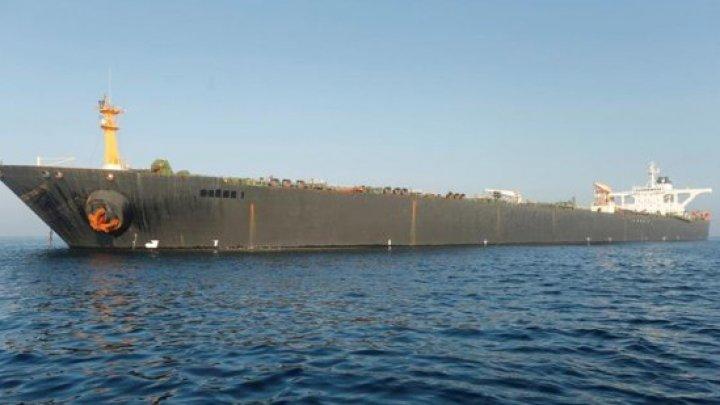 SUA a anunţat ce se întâmplă cu petrolierul iranian Adrian Darya, sechestrat timp de o lună în Gibraltar