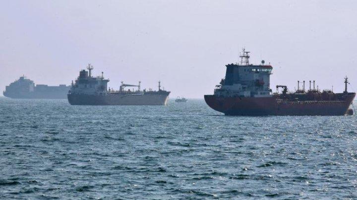 Iranul a capturat un nou petrolier străin în Golful Persic