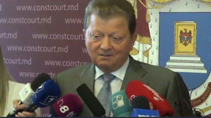 Numit în funcția de judecător CC la inițiativa PSRM, Vladimir Țurcan jură că nu se va supune forțelor politice