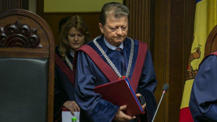 Ce spune Vladimir Ţurcan despre persoana care i-a trimis un mesaj Liubei Şova