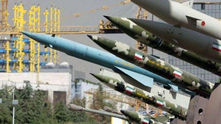 Iranul a prezentat trei noi tipuri de rachete teleghidate