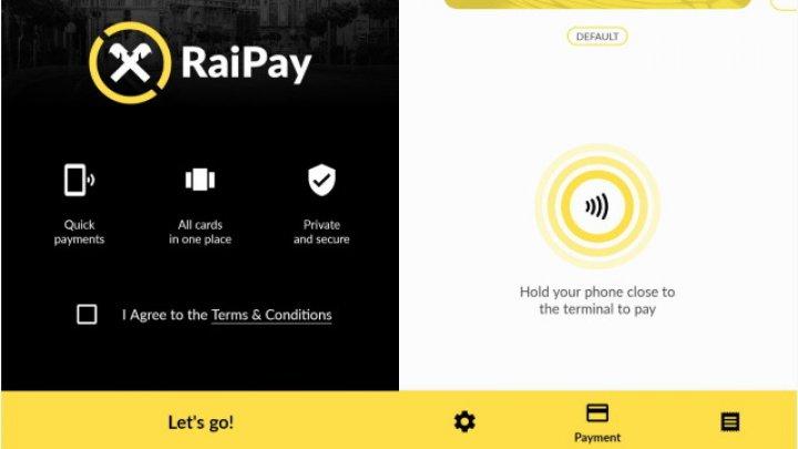 Raiffeisen Bank lansează o aplicaţie de Android pentru plăţi contactless