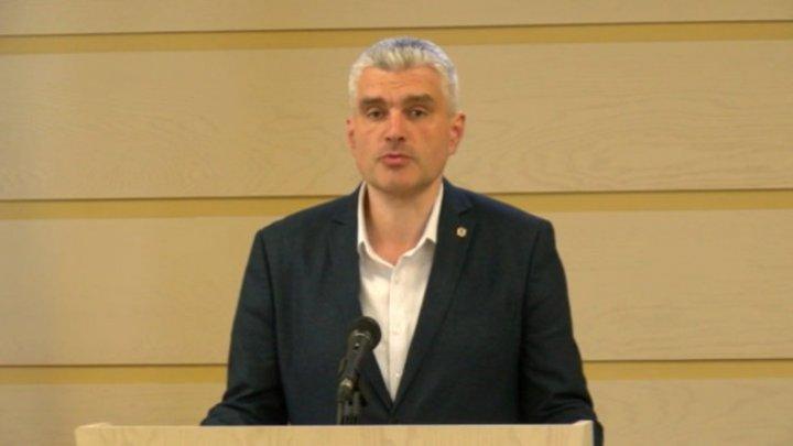 Vicepreședintele PPDA Alexandr Slusari spune că Vladimir Țurcan trebuie să demisioneze de la șefia CC