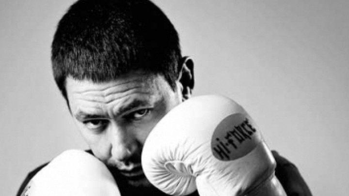 Kickboxerul Ion Şoltoianu, condamnat pentru omor şi şantaj, a ieşit din închisoare
