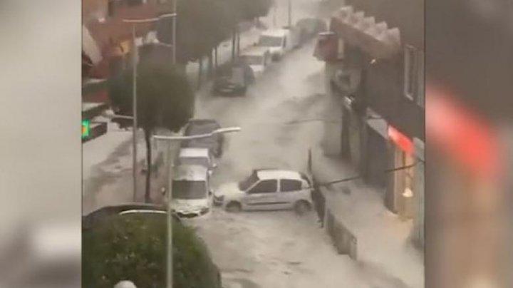 """Atenționare de călătorie în Spania din cauza fenomenului meteo extrem """"DANA"""""""