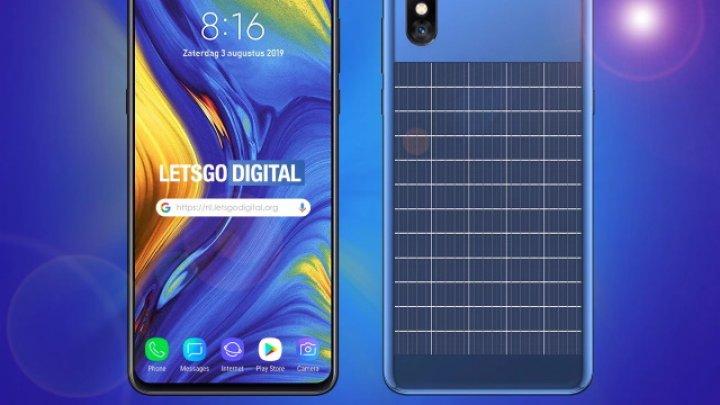 Xiaomi brevetează smartphone-ul care se încarcă de la soare