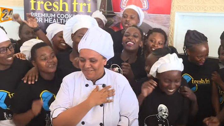 RECORD MONDIAL ÎN BUCĂTĂRIE. O femeie din Kenya a gătit timp de 75 de ore fără pauză