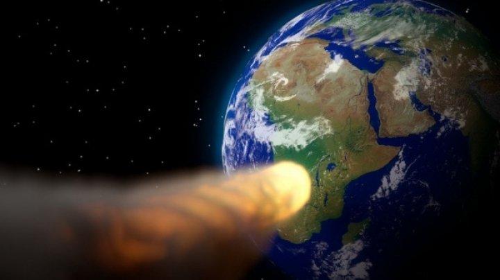 Un nou asteroid va trece razant pe lângă Pământ