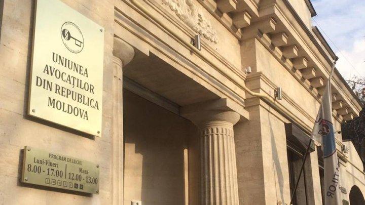 Uniunea Avocaţilor din Moldova, îngrijorată de situaţia din sistemul judiciar: Situaţia de la CC reprezintă un semnal ALARMANT
