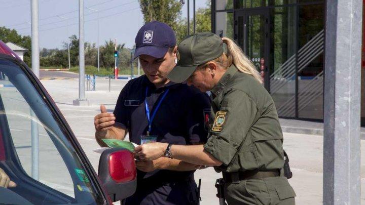 Situația la frontieră, în ultimele 24 de ore: Două cazuri de trafic ilegal de bunuri