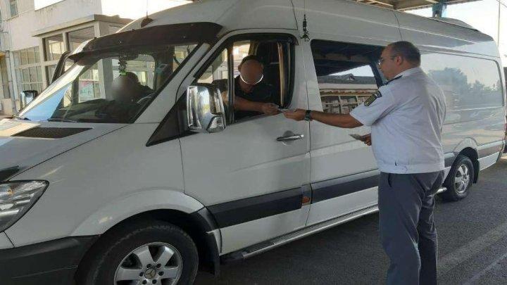 A fost deconspirat de poliţiştii de frontieră. Păţania unui moldovean când a ajuns la vama Albiţa