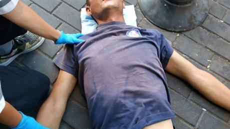 Un bărbat din Bălţi, găsit în stare gravă pe o stradă din Israel. Medicii, la faţa locului (FOTO)