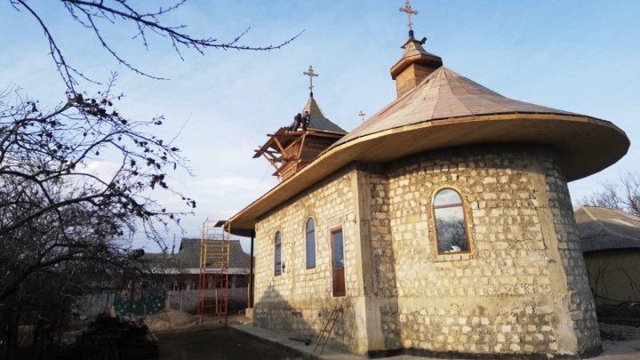 Pecizarea Mitropoliei Basarabiei despre biserica din satul Drujba (DOC)