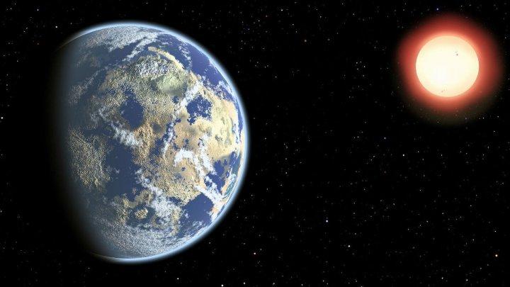 Cercetătorii britanici au descoperit apă pe o planetă din afara sistemului solar