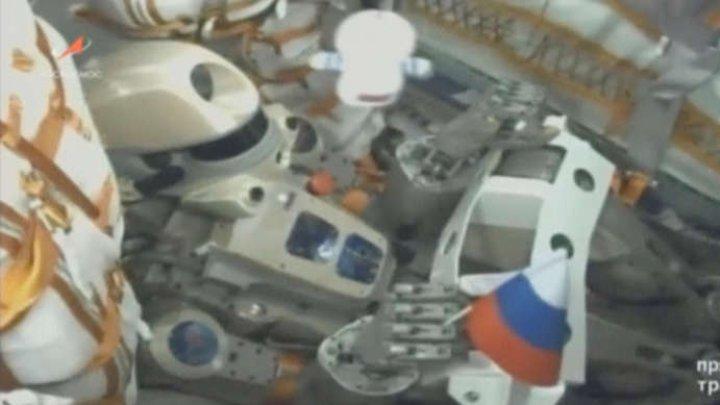 Misiunea a luat sfârșit. Rusia nu va mai utiliza robotul său Fedor în misiuni spaţiale