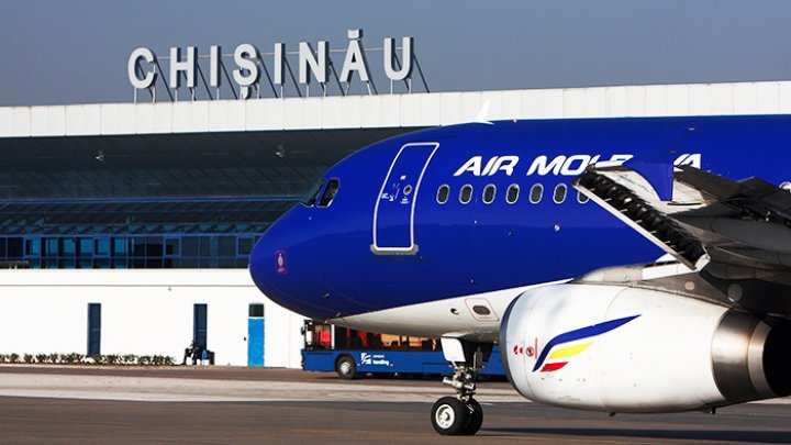 Air Moldova are un nou director general