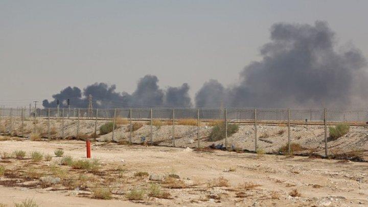 Atac cu drone în Arabia Saudită: UE cheamă la cea mai mare reţinere