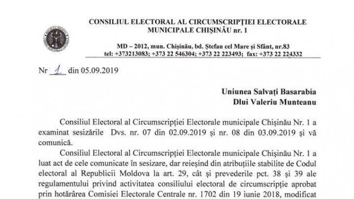CEC a a constatat încălcările electorale ale PSRM și Ion Ceban