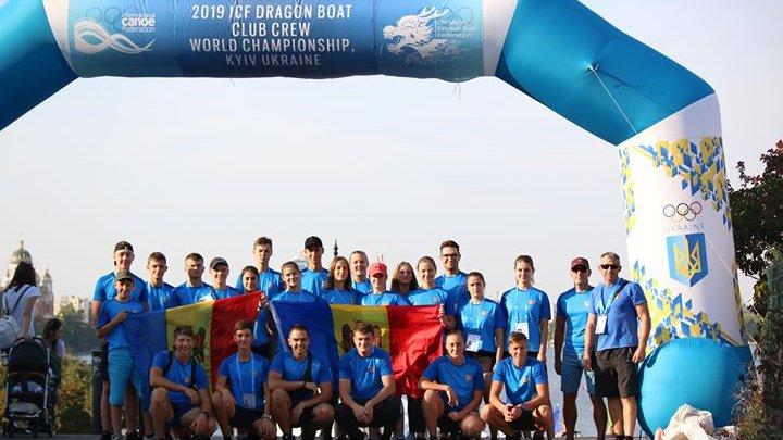 Campionatul Mondial la Dragon Boat 2019. Juniorii echipei din Republica Moldova au obţinut 4 medalii de aur, 3 de argint şi o medalie de bronz (FOTO)