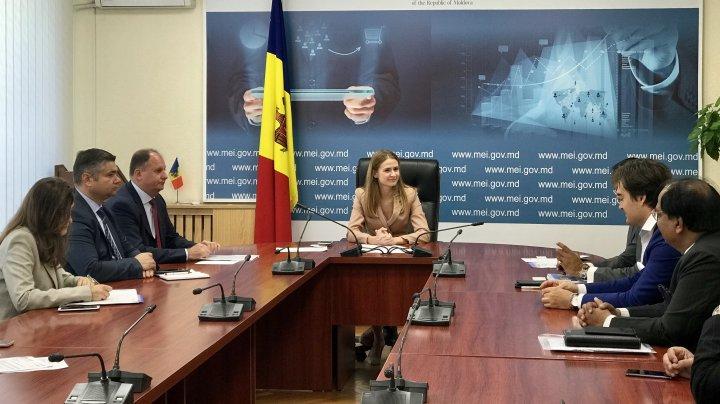 Oamenii de afaceri indieni, interesați să investească în Republica Moldova