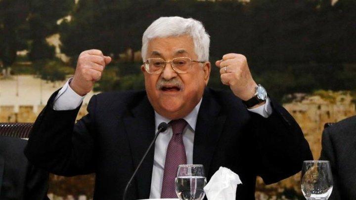 Abbas a ameninţat la ONU că va rupe toate acordurile încheiate cu Israelul